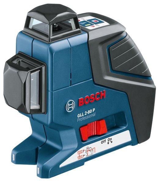 Čárový laser Bosch