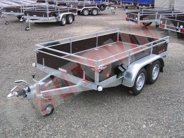 Přívěsný vozík 2,6t
