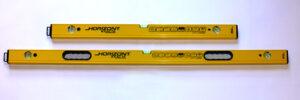 meridla vodovahy detektory Vodováhy - různé délky
